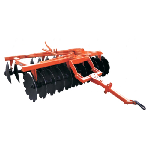 Trailing Type Disc Harrow